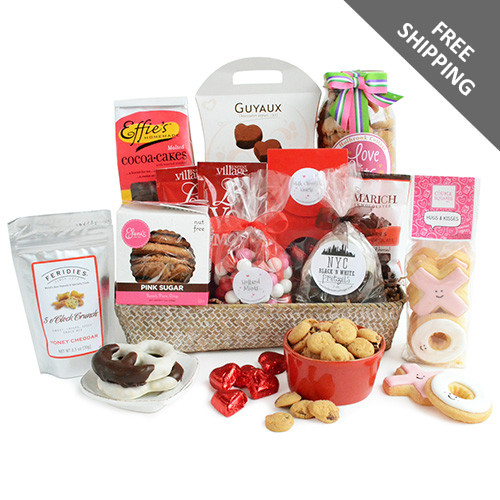 Sweet Talk Snack Basket
