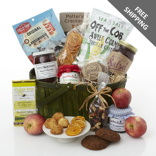 Down In The Valley Gourmet Food Gift Basket