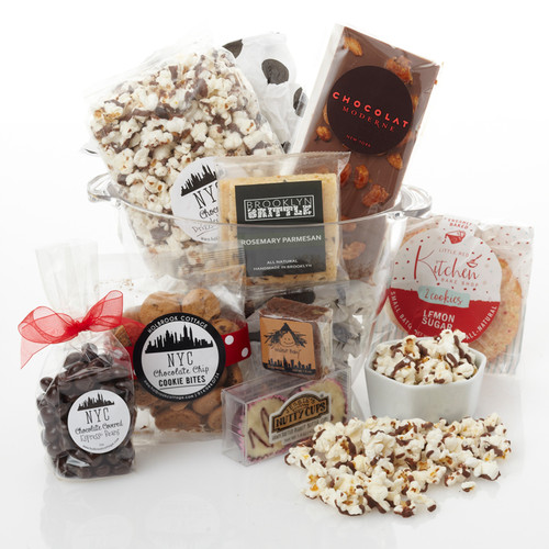 New York Downtowner Gourmet Basket