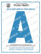 Letter Grade A