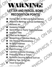 Warning Letter Bomb