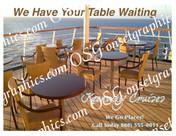 Ocean Cruise Ad