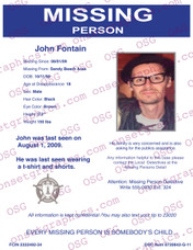 Missing Adult Male