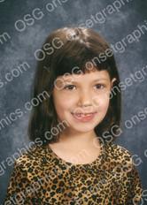 Brunette Child