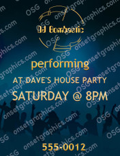 DJ HOUSE PARTY