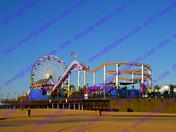 Beach Pier Amusement