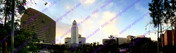 Los Angeles City Hall Panoramic