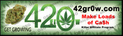 42grow Sticker