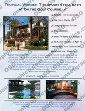 Realty Listing 1 Tropical Wonder