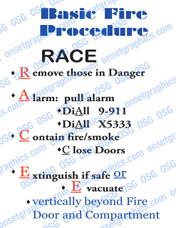 Basic Fire Procedure