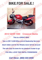 BIKE FOR SALE 2