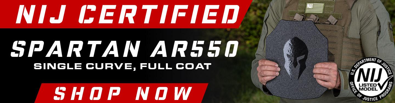 level III+ body armor NIJ certified level III