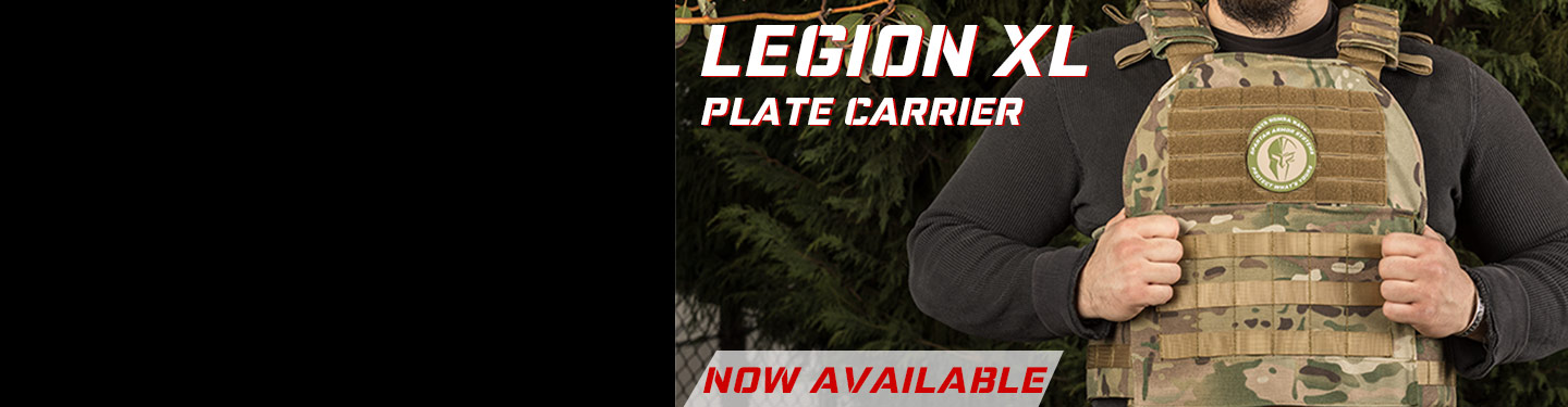 Legion XL plate carrier for big and tall.