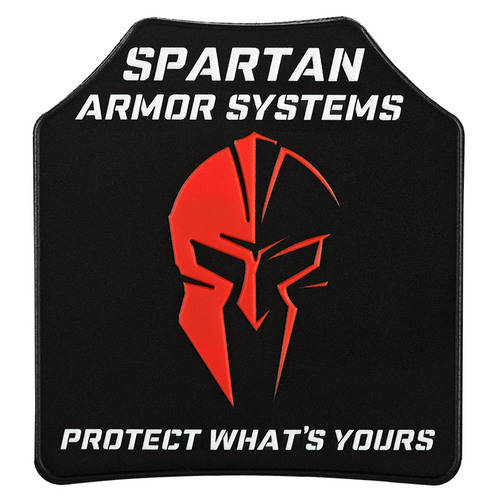Spartan Armor Systems Protect What's Yours PVC Moral Patch