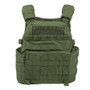 DCS special forces plate carrier warrior assault systems od green back