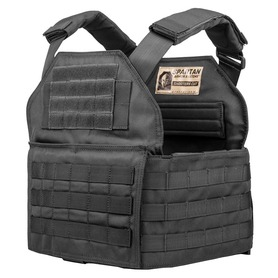 "Spartan Armor Systems ""Spartan"" Shooters Cut Plate Carrier"