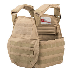 Spartan Swimmers Cut Plate Carrier coyote tan