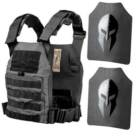Spartan™ Omega™ AR500 Body Armor Active Shooter Kit / Police Tactical Gear