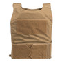 Spartan DL Concealment Plate Carrier - coyote brown front