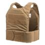 Spartan DL Concealment Plate Carrier  -  coyote brown