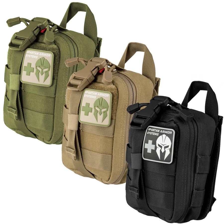 Advanced Individual First Aid Kit (AFAK)