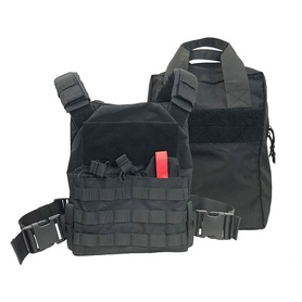Spartan AR550 Body Armor and SBT Defender Active Shooter Package