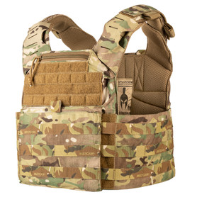 Leonidas plate carrier berry compliant made in the USA