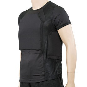 Contact Armor Hybrid Cool Carrier with Level IIIA Soft Armor Panels