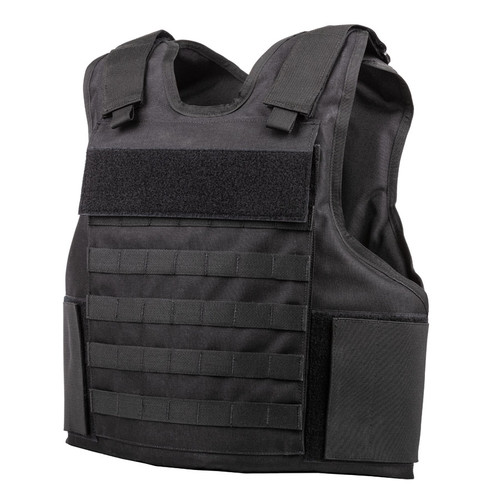 Spartan Armor Systems Tactical Level IIIA Certified Wraparound Vest