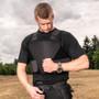 concealment wraparound vest for law enforcement