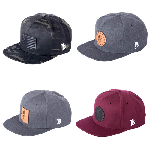 Spartan Armor Systems branded hats