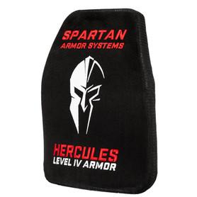 Hercules Level IV Ceramic Body Armor Multi Curve with Edge to Edge Protection