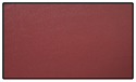 Burgundy Vinyl Crown Back Banquet Chair Swatch