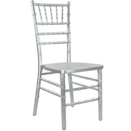 Advantage Silver Wood Chiavari Chair [WDCHI-S]