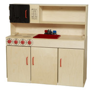 Wood Designs 5-N-1 Play Kitchen Set [10800-WDD]