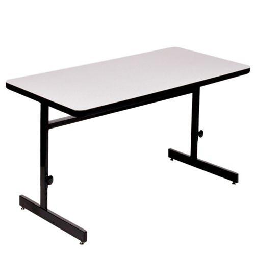 correll 3 foot computer table classroom essentials online rh classroomessentialsonline com high quality computer table high gloss white computer table