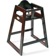 Foundations Antique Cherry Wood High Chair [4501859]