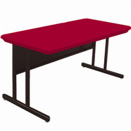 Correll 4 ft. Computer Table - Desk Height Blow-Molded Top [RWS2448]