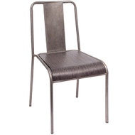 BFM Seating Tara W Industrial Chair