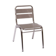BFM Seating Parma Aluminum Outdoor Stacking Side Chair [KI0025-BFMS]