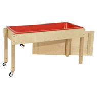 Wood Designs Sand And Water Table With Lid [11800-WDD]