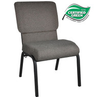 Advantage Fossil Church Chair 20.5 in. Wide [PCHT-113]