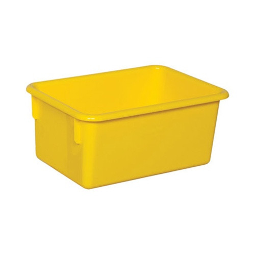 Wood Designs Wd71007 Yellow Plastic Cubby Tray Classroom