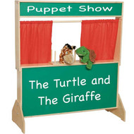 Wood Designs Deluxe Puppet Theater [WD21650]