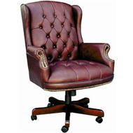 Boss Traditional Roll-Arm Executive Chair [B800]