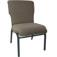Advantage Jute Discount Church Chair - 21 in. Wide [EPCHT-112]