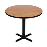 Correll BXT42R 42-in Round Cafe Table