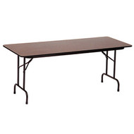 Correll CF3072P 6-ft Folding Table