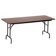 Correll CF3072P 6-ft Folding Table