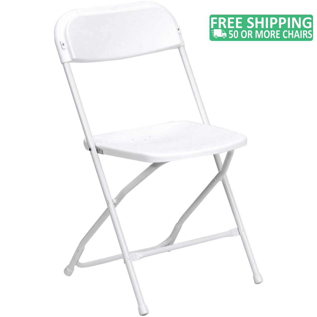 Fine Advantage White Poly Folding Chair Dining Height Ppfc White Beutiful Home Inspiration Ommitmahrainfo